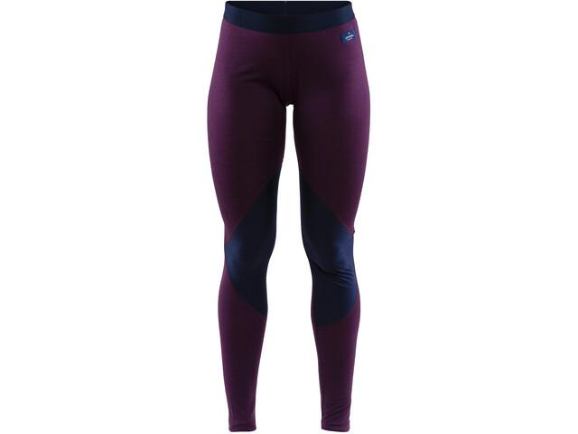 Craft Merino Lightweight Pants Damen tune/maritime